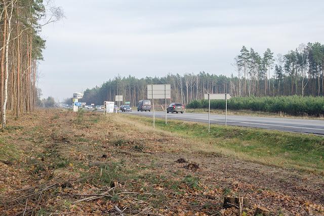 Przebudowa drogi wojewódzkiej 223 Białe Błota Bydgoszcz