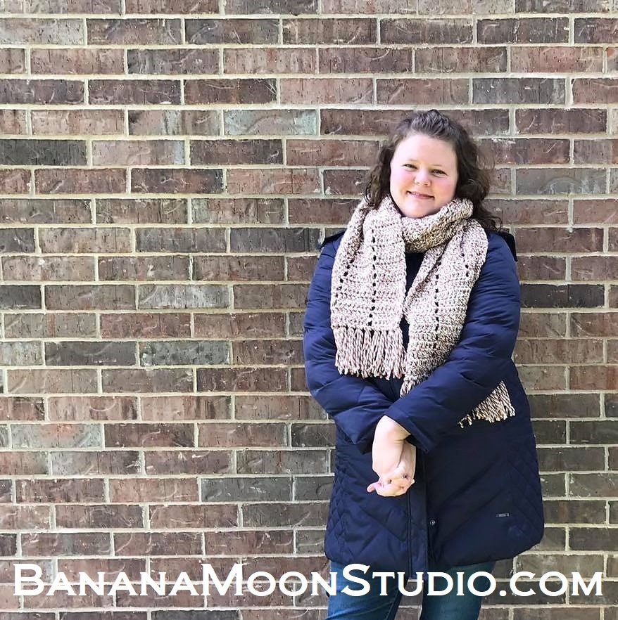 Banana Moon Studio Variety Show Scarf A Free Super Scarf Crochet