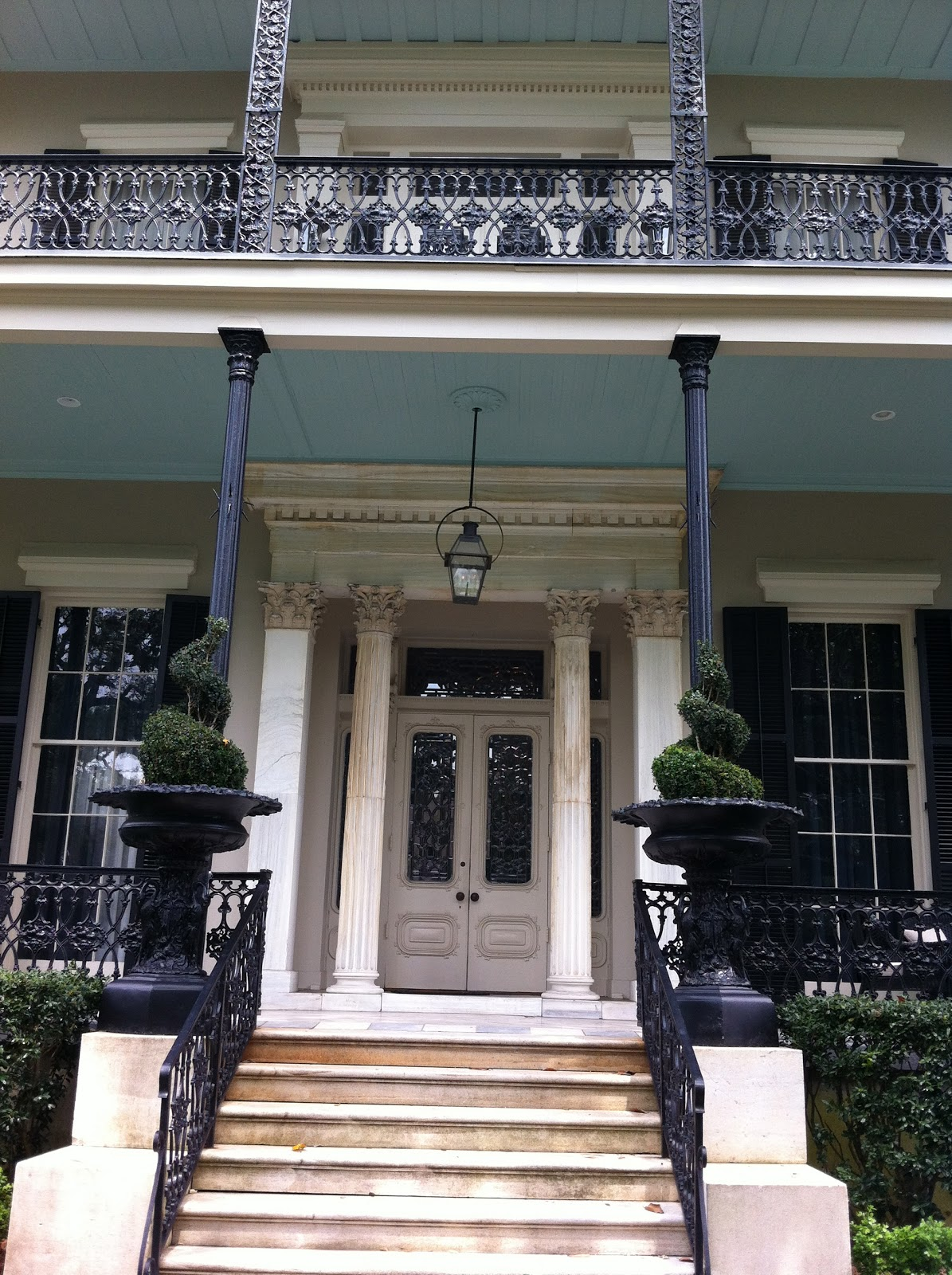 EMI Interior Design, Inc: Bevolo Gas Lamps - A New Orleans ...