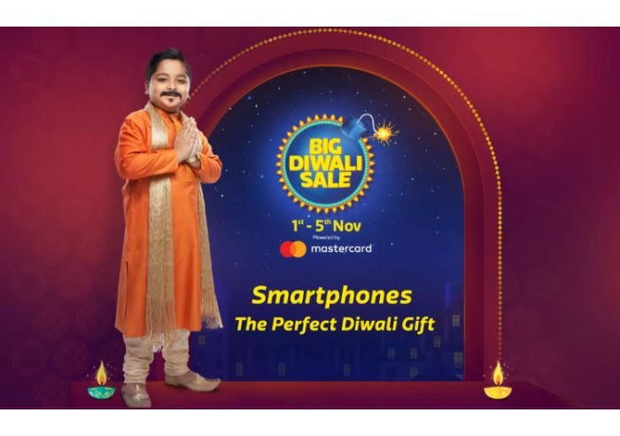 Flipkart Big Diwali Sale 1st-5th November 2018 Offers List: Upto 90% Off Mobile Deals + Extra 10% SBI Card Discount