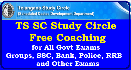 TS SC Study Circle Foundation Course for SSC RRB Banking Group I II III IV Entrance Exam Application Form Dates Exam Pattern Selection procedure Telangana SC study circle inviting Online Applications from eligible and intended candidates for Entrance Exam to getr Admission into Foundation course for TSPSC Group I II III IV Notifications and SSC RRB Banking services Recruitment Exams. Get Details here about TS SC Study circle Entrance Exam for Foundation course Apply Online Exam Pattern Selection Procedure ts-sc-study-circle-foundation-course-free-coaching-entrance-exam-apply-online-exam-pattern-dates-selection-procedure-details-tsscstudycircle.telangana.gov.in Telangana SC Circle Free Coaching Entrance Exam 2019ts-sc-study-circle-foundation-course-free-coaching-entrance-exam-apply-online-exam-pattern-dates-selection-procedure-details-tsscstudycircle.telangana.gov.in