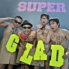 Lirik Lagu Superglad - Hi