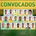 Dunga anuncia os 23 convocados para a Copa América Centenário