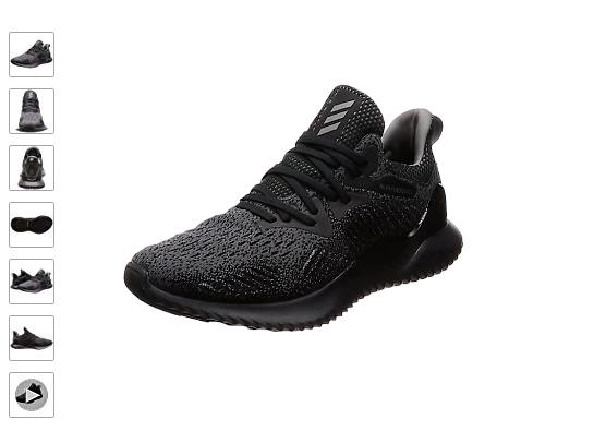 Adidas Alphabounce Beyond, Chaussures de Running Compétition Mixte Adulte pas cher