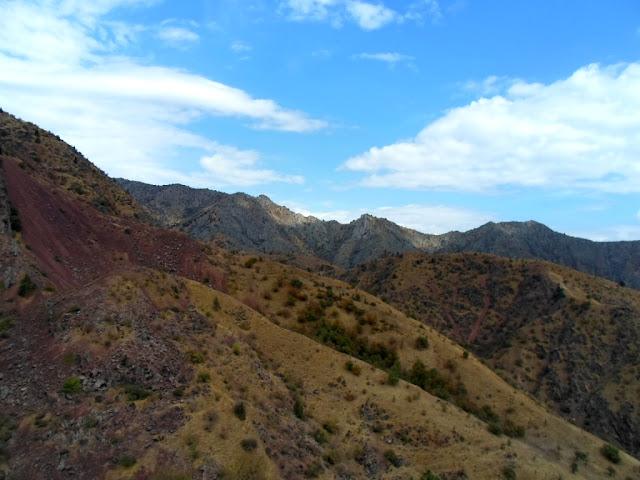 Водопад Орлиные гнёзда (Эхо), Гусгарф, Варзоб, горы Таджикистана - фото-обзор похода