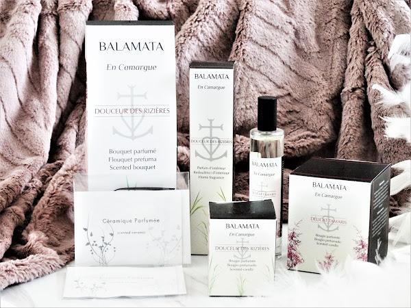 Découverte de Balamata Parfums D'Intérieur