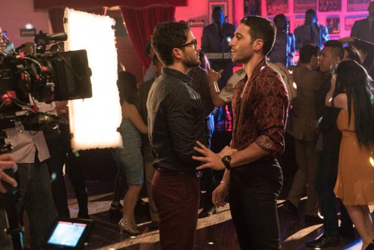 Lito y Hernando hacen saltar chispas en la pista de baile