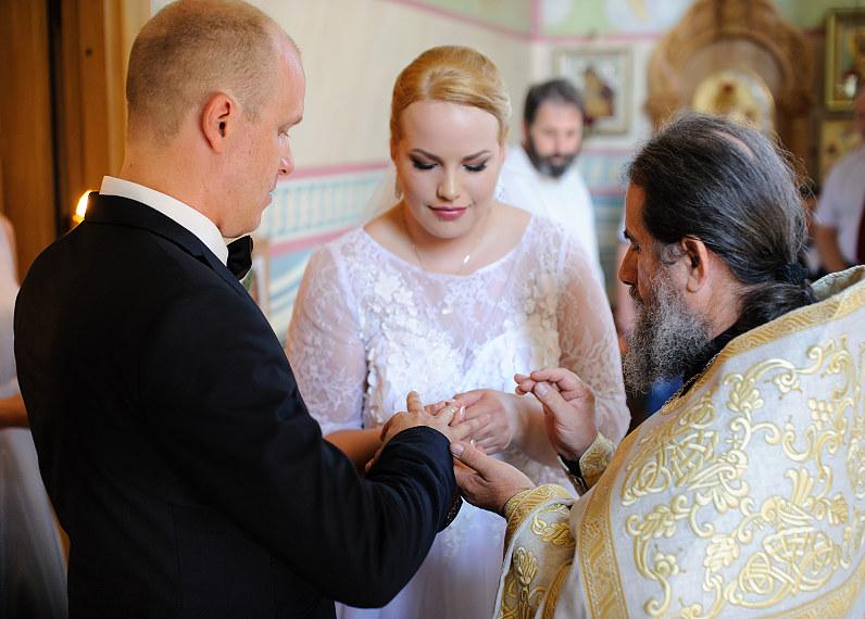 stačiatikių vestuvės