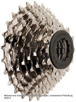 Shimano Sora HG50 8 Speed Road Cassette