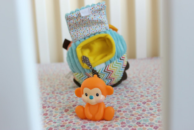 Infantino Peek a Boo Ball Review