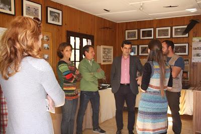Visita do Director do Aeroporto de Faro ao RIAS