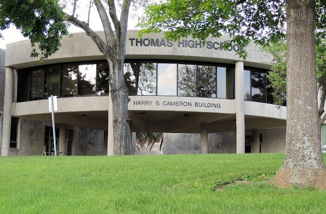 Harry S. Cameron Building - St. Thomas High School