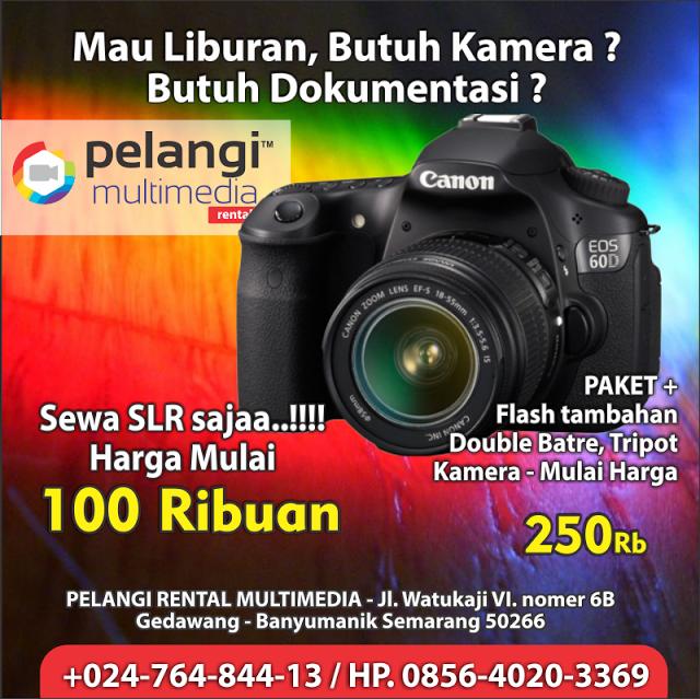 HP. 0856-4020-3369 / Sewa Peralatan Fotografi, Presentasi DLL