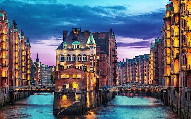 O que fazer em Hamburgo na Alemanha