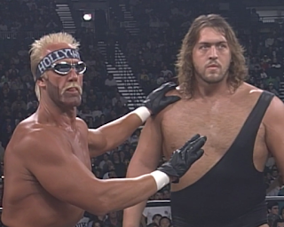 WCW HALLOWEEN HAVOC 96 REVIEW: Hulk Hogan, his wig, and The Giant