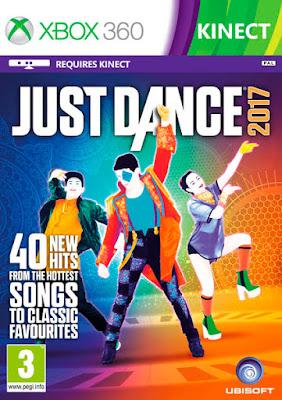 Just Dance 2017 PT-BR (LT 3.0) Xbox 360 Torrent
