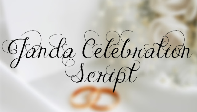 Best Free Fonts for Wedding Invitations