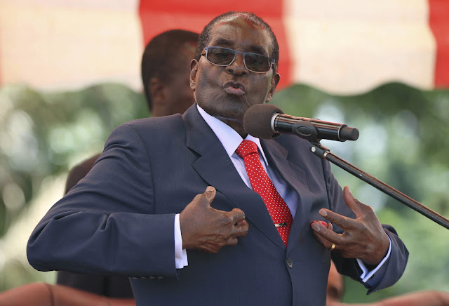 I have no plans of leaving office-Mugabe