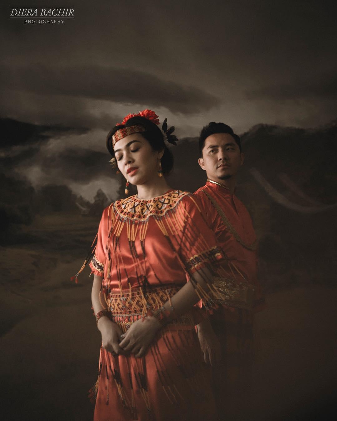 Pakaian Adat Toraja Sulawesi Selatan