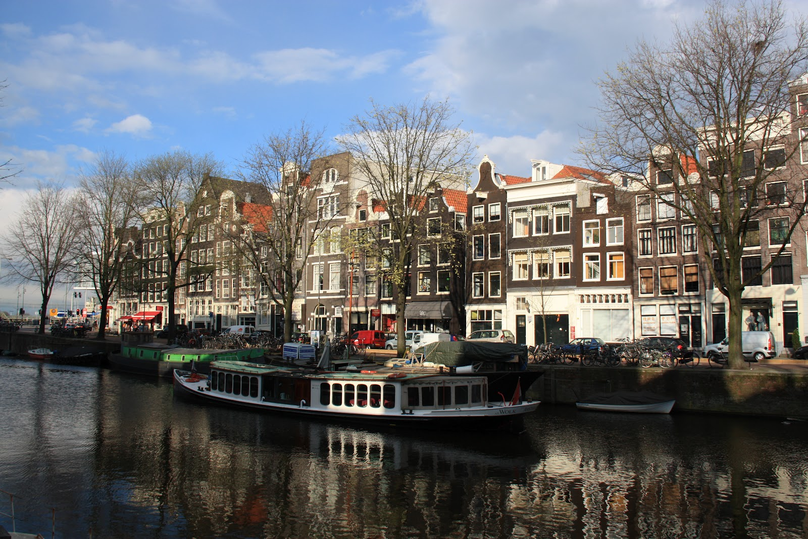Amsterdam 阿姆斯特丹 (2) 市區 v.s. 郊區
