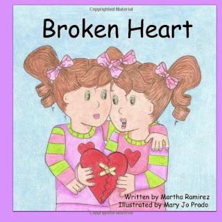 "Martha Ramirez的《Broken Heart》""border="