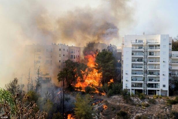 Israelburning