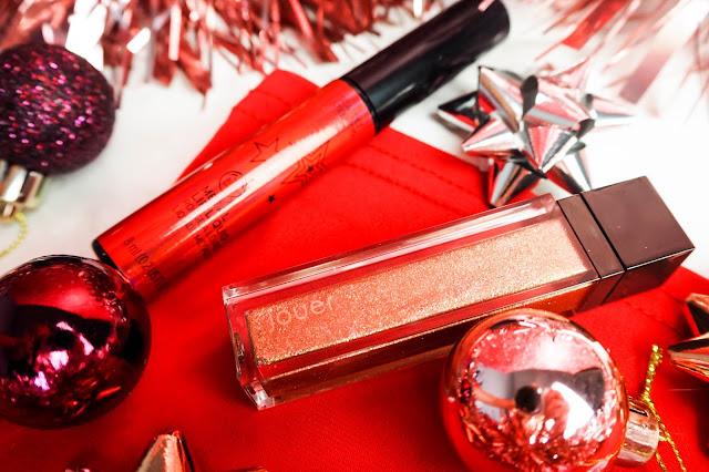 glitter makeup picks for the lips