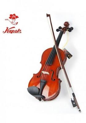 Đàn Violin Kapok MV 005 3/4 chính hãng giá tốt
