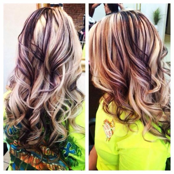 Perfect Highlights Ideas The Haircut Web