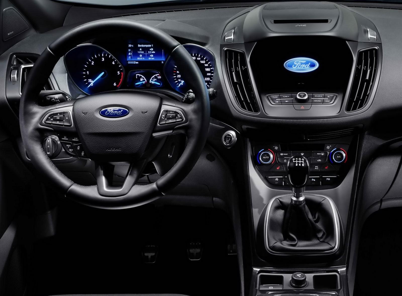 Фото Ford Kuga: фотографии Форд Куга, кузовов, годов и ...