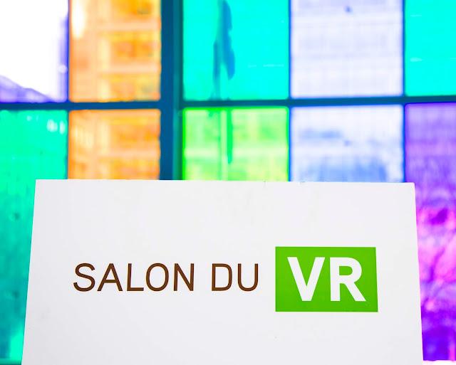 J'ai manqué le Salon du VR de Montréal... Mais...