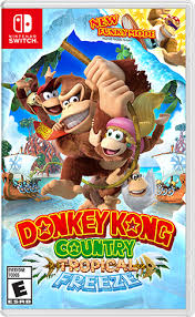 donkey - Donkey Kong Country – Tropical Freeze Switch Xci Nsp