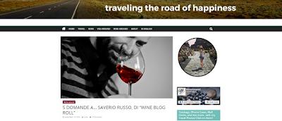 wine blogger influencer