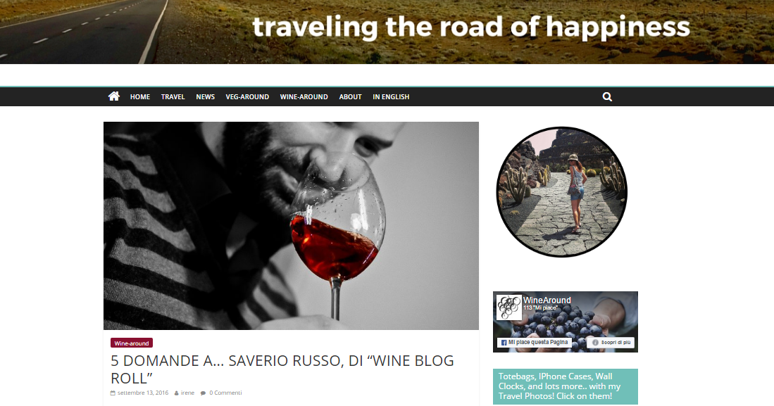 Chiacchierata su Vino e Wine Blogging con i ragazzi di Wine-Around