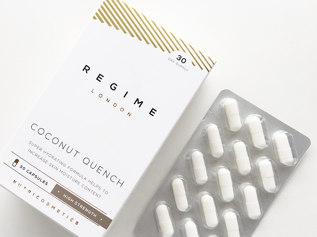 Regime London Coconut Quench Supplements