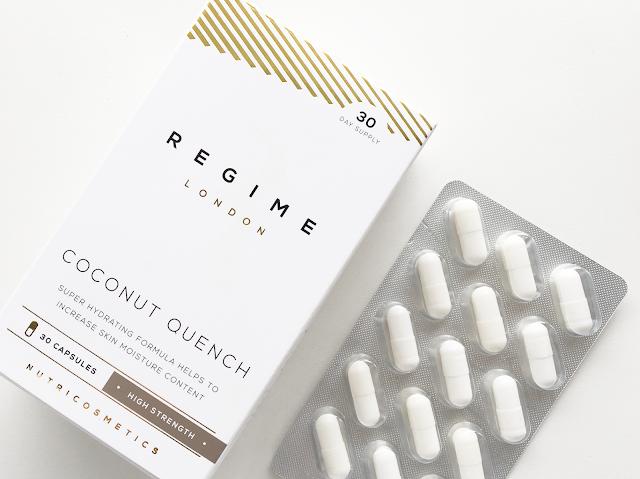 Regime London Coconut Quench Supplements