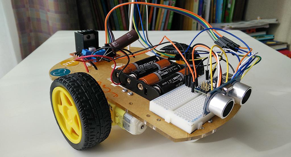 Mikrokontroller arduino ready steady go