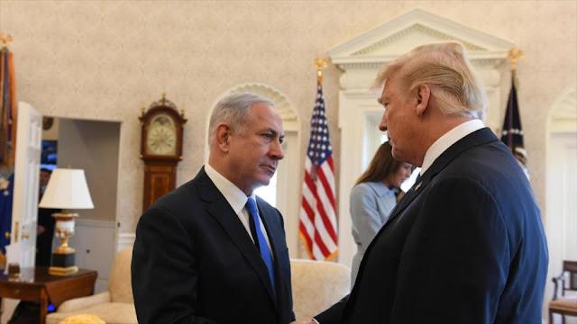 Netanyahu y Trump chocan por posible retirada de EEUU de Siria