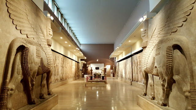 Iraq museum looting: 15 years on