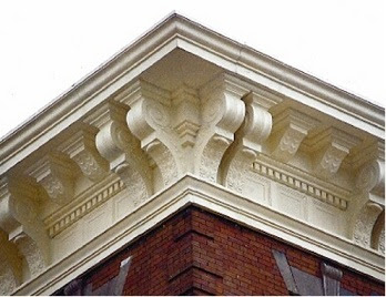 Custom Architectural Cornice Mouldings