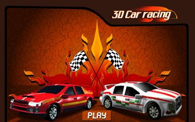 3D Car Racing - Jeu de Course de Voitures sur PC
