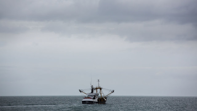 The report said trawlers could be used to carry out attacks