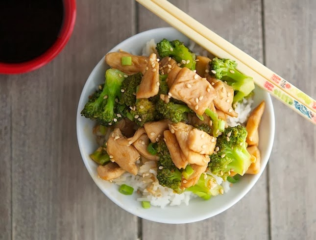 Chinese Chicken and Broccoli (Low Carb & Gluten-Free)