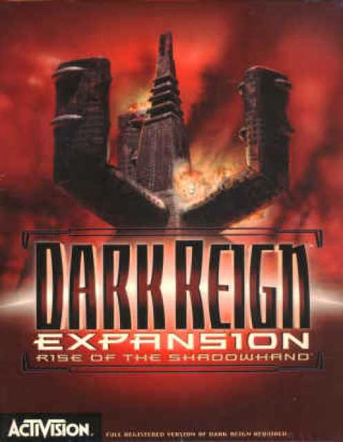 Dark Reign Rise Of The Shadowhand Free Download