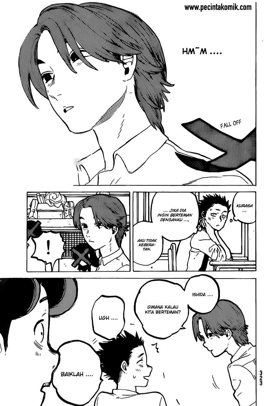 Koe no Katachi Chapter 24-12