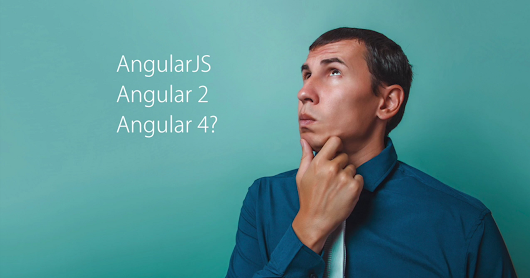 What's the difference between AngularJS, Angular2 and Angular4?
