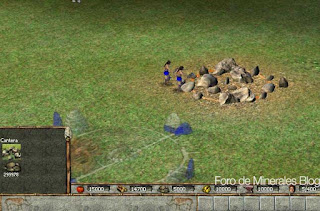 cantera de piedra  Empire earth