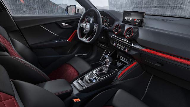 Audi SQ2 2020