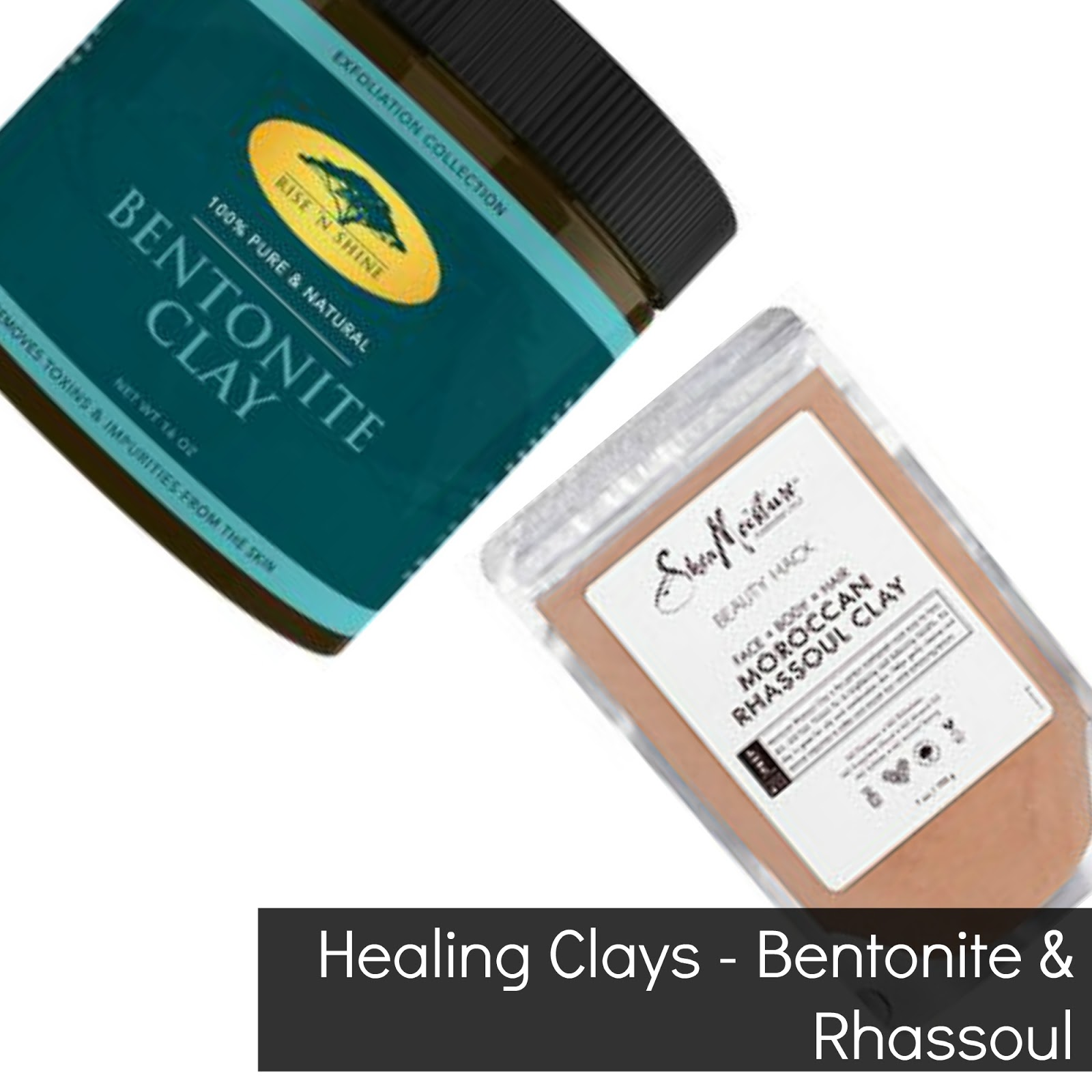 Click here to buy SheaMoisture Beauty Hack Face + Body + Hair Moroccan Rhassoul Clay for your summer cleansing.