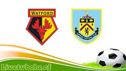 Watford vs Burnley